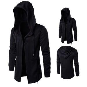 Forever 21 Spring Trench Coat In Black